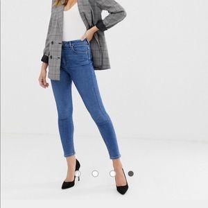 Asos Petite Ridley Jeans